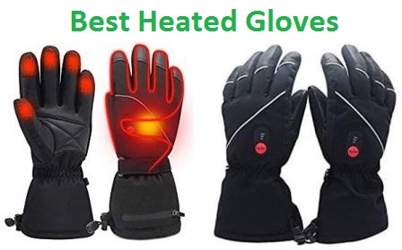 Top 15 Best Heated Gloves in 2018