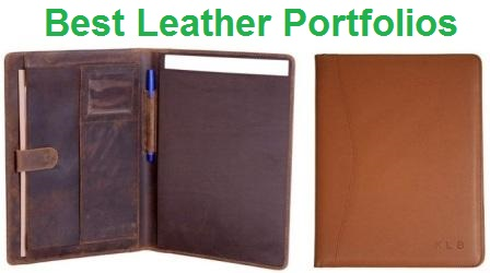 3af86ef0b160 Top 15 Best Leather Portfolios in 2019