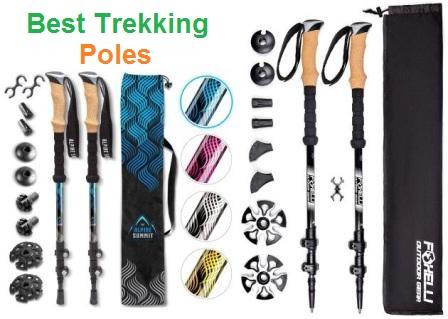 Top 15 Best Trekking Poles in 2018