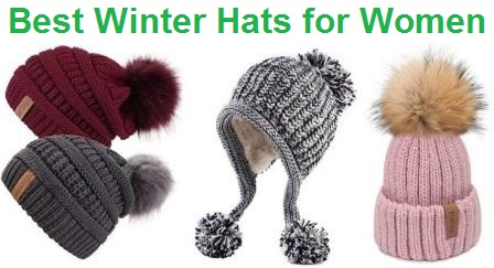 d53e4fafcce Top 15 Best Winter Hats for Women in 2019