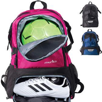 Athletico National Soccer Bag - Backpack