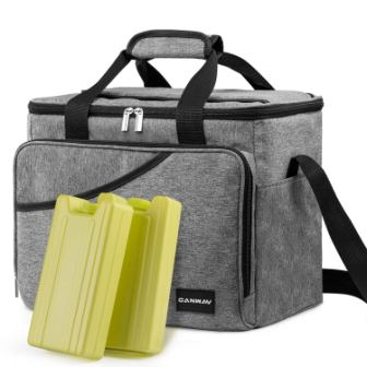 Canway – 40 Can Insulated Soft Sided Cooler Bag