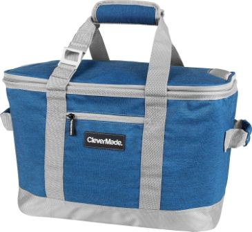 CleverMade – Soft-Sided Collapsible Cooler