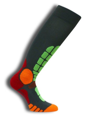 Eurosocks Ski Zone Snow Skiing Socks