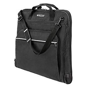 PROTTONI 44″ Garment Bag with Shoulder Strap