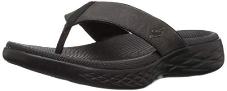 Skechers Men's On-The-Go 600-55352 Flip-Flop