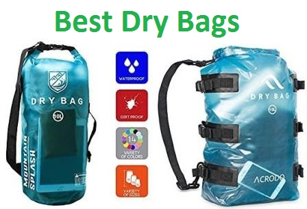 Top 15 Best Dry Bags In 2019 Travel Gear Zone