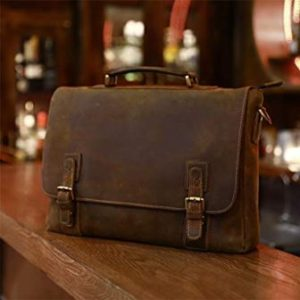 Top 15 Best Leather Briefcases for Men in 2019