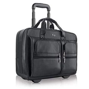 Top 15 Best Rolling Briefcases for Men 2019