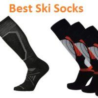 Top 15 Best Ski Socks in 2019
