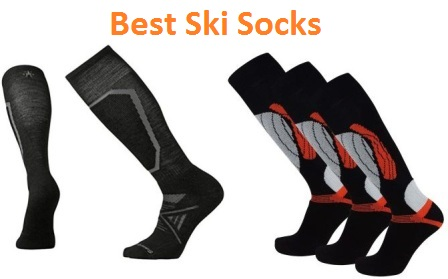 Top 15 Best Ski Socks in 2019