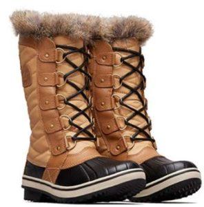 Zip Up Snow Boots Women