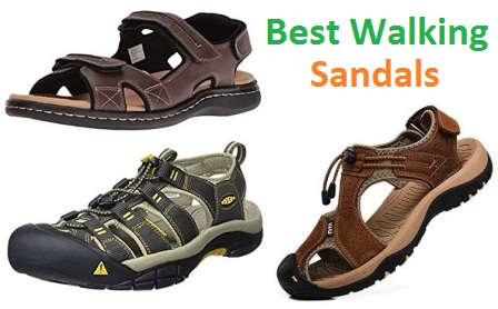 Top 15 Best Walking Sandals in 2019