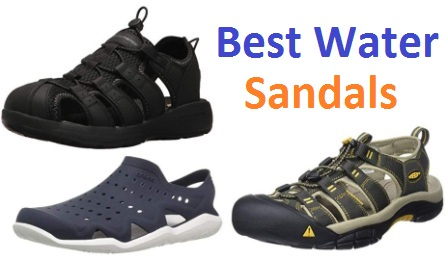 Top 15 Best Water Sandals in 2020