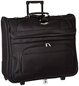 Traveler's Choice Travel Select Amsterdam Rolling Garment Bag