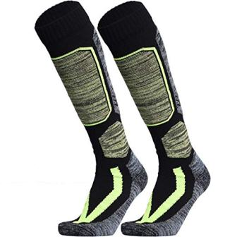 WEIERYA High-Performance Skiing Socks, Snowboard Sock