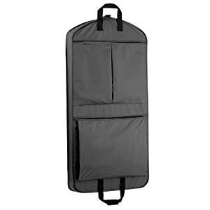 "WallyBags Luggage 45"" Extra Capacity Garment Bag"