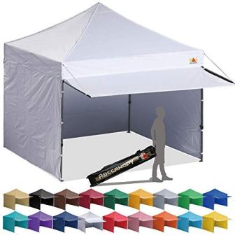 ABCCANOPY 10 x 10 Ez Pop-up Canopy Tent