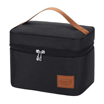 Aosbos Insulated Lunch Bag 6.5L