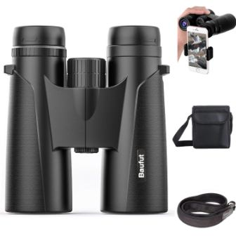 Baufut 12×42 Binoculars for Adults
