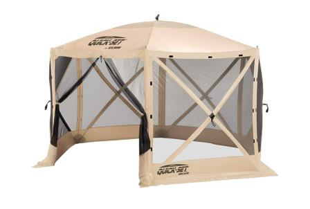 Clam Quick-Set Escape Portable Outdoor Gazebo Canopy