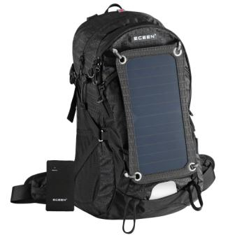 ECEEN External Frame Pack Hiking Camping Backpack