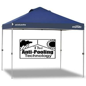 EzyFast Patented Antipool Instant Beach Canopy Shelter
