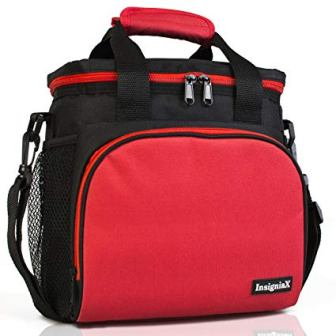 InsigniaX Insulated Lunch Bag