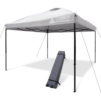 Leader Accessories 10'x10' Instant Canopy Pop Up