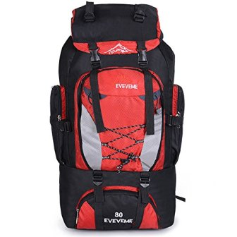 LightInTheBox 80l Large Outdoor Backpack