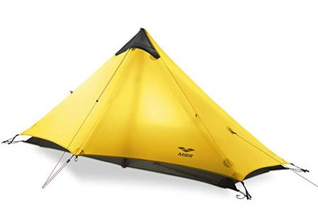 MIER Ultralight Tent 3-Season Backpacking Tent