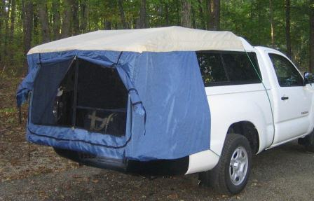 Mid-Size Truck Camper Tent by DAC