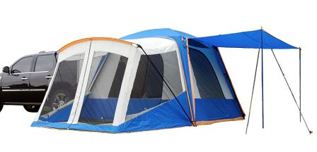 Napier Outdoors Sportz #8400 5 Person SUV Tent with Screen Room
