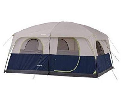 Ozark Trail 14′ x 10′ Family Cabin Tent, Sleeps 10