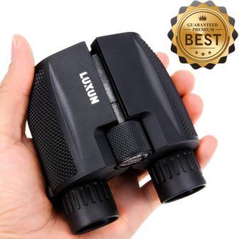 SGODDE 10×25 Compact Binoculars