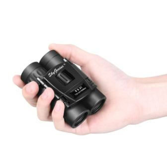 SkyGenius 8×21 Small Compact Lightweight Binoculars
