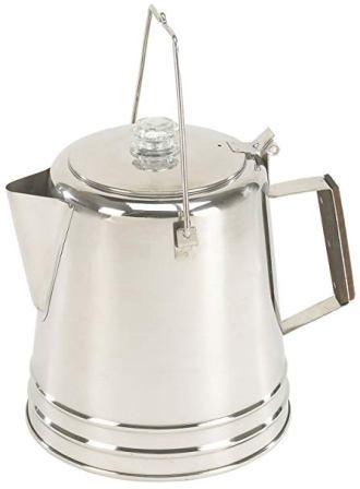 Stansport 28 Cup Percolator Coffee Pot