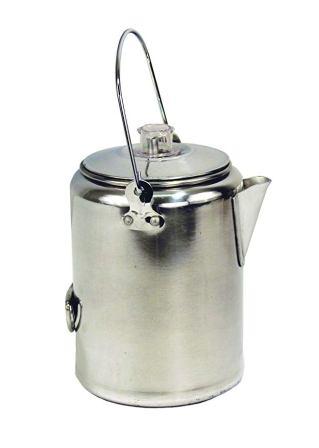 Texsport Aluminum Percolator Coffee Maker