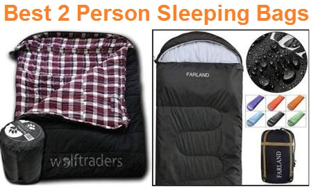 Top 15 Best 2 Person Sleeping Bags In 2019 Travel Gear Zone