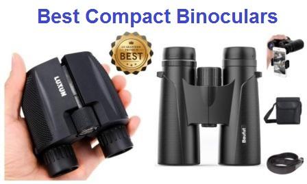 Top 15 Best Compact Binoculars in 2019