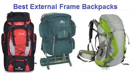 Top 15 Best External Frame Backpacks in 2019