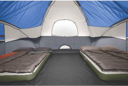Top 15 Best Large Camping Tents in 2019