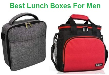 Top 15 Best Lunch Boxes for Men in 2019