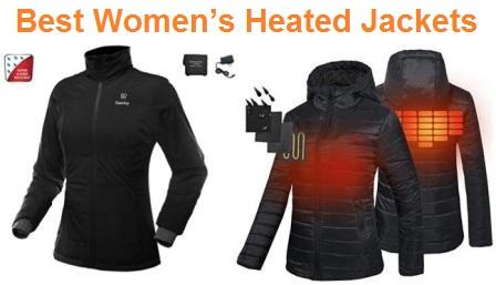 67abb241ab82 Top 15 Best Women s Heated Jackets in 2019