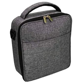 UPPER ORDER Durable Insulated Lunch Box Tote