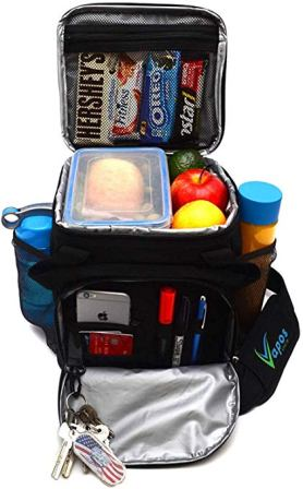 Vapos Large Insulated Lunch Bag