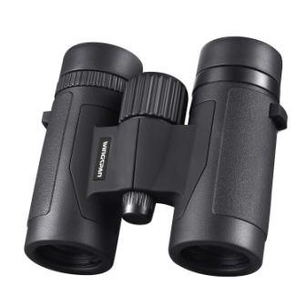 Wingspan Optics Spectator 8X32 Compact Binoculars for Bird Watching