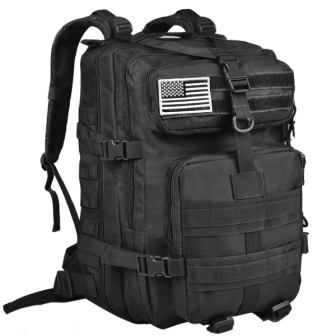 40L Military Tactical Army Backpack 3 Day Pack from NOOLA