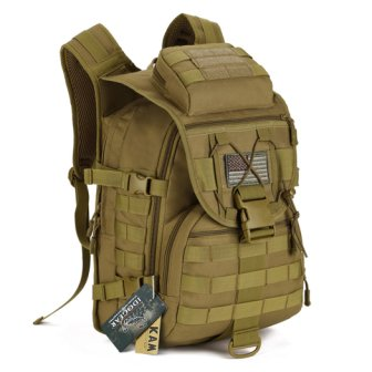 40L Tactical Backpack Molle Assault Pack from IDOGEAR