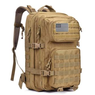 42L Military Tactical Backpack Large Assault Pack from MEWAY